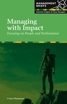 Managing with Impact
