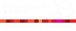 Management Briefs Logo